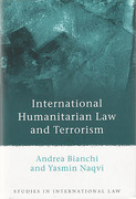 Cover of International Humanitarian Law and Terrorism