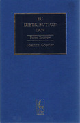Cover of EU Distribution Law