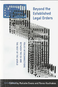 Cover of Beyond the Established Legal Orders: Policy Interconnections between the EU and the Rest of the World