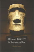 Cover of Human Dignity in Bioethics and Law