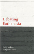 Cover of Debating Euthanasia