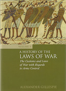 Cover of A History of the Laws of War: 3 Volume Boxed Set
