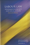 Cover of Labour Law, Fundamental Rights and Social Europe