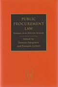 Cover of Public Procurement Law: Damages as an Effective Remedy