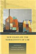 Cover of New Essays on the Normativity of Law