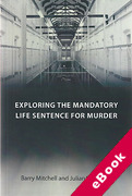 Cover of Exploring the Mandatory Life Sentence for Murder (eBook)