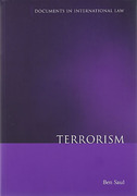 Cover of Terrorism: Documents in International Law
