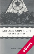 Cover of Art and Copyright 2nd ed (eBook)