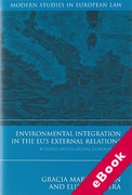 Cover of Environmental Integration in the EU's External Relations: Beyond Multilateral Dimensions (eBook)