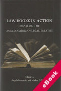 Cover of Law Books in Action: Essays on the Anglo-American Legal Treatise (eBook)