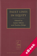 Cover of Fault Lines in Equity (eBook)