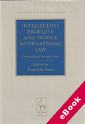 Cover of Intellectual Property and Private International Law: Comparative Perspectives (eBook)