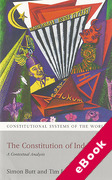 Cover of The Constitution of Indonesia: A Contextual Analysis (eBook)
