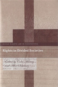 Cover of Rights in Divided Societies