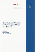 Cover of Constitutional Pluralism in the European Union and Beyond