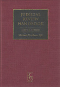 Cover of Judicial Review Handbook