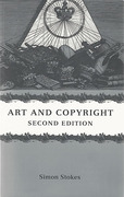 Cover of Art and Copyright 2nd ed