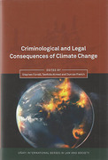 Cover of Criminological and Legal Consequences of Climate Change: