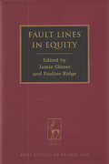 Cover of Fault Lines in Equity