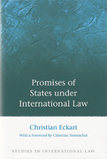Cover of Promises of States under International Law
