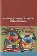 Cover of Challenging the Legal Boundaries of Work Regulation