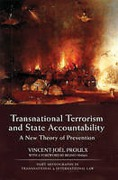 Cover of Transnational Terrorism and State Accountability: A New Theory of Prevention