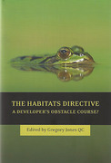 Cover of Habitats Directive: A Developer's Obstacle Course?