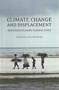 Cover of Climate Change and Displacement: Multidisciplinary Perspectives