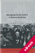 Cover of Managing Family Justice in Diverse Societies (eBook)