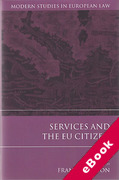 Cover of Services and the EU Citizen (eBook)