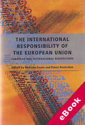 Cover of The International Responsibility of the European Union: European and International Perspectives (eBook)