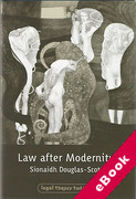 Cover of Law After Modernity (eBook)