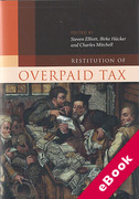 Cover of Restitution of Overpaid Tax (eBook)