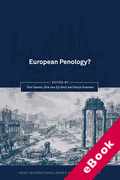 Cover of European Penology? (eBook)