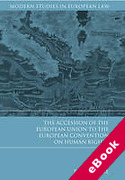 Cover of The Accession of the European Union to the European Convention on Human Rights (eBook)