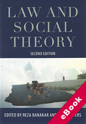 Cover of Law and Social Theory (eBook)