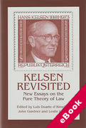 Cover of Kelsen Revisited: New Essays on the Pure Theory of Law (eBook)