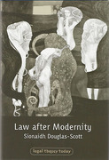 Cover of Law After Modernity