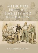Cover of Medicinal Product Liability and Regulation