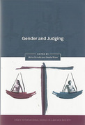 Cover of Gender and Judging