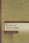 Cover of Health and Human Rights