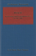Cover of REACH: Best Practice Guide to Regulation (EC) No 1907/2006