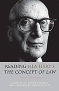 Cover of Reading HLA Hart's 'The Concept of Law'