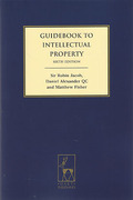 Cover of A Guidebook to Intellectual Property