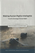 Cover of Making Human Rights Intelligible: Towards a Sociology of Human Rights