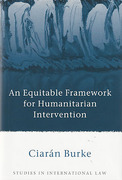 Cover of An Equitable Framework for Humanitarian Intervention