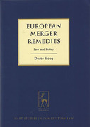 Cover of European Merger Remedies: Law and Policy