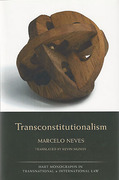 Cover of Transconstitutionalism