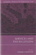 Cover of Services and the EU Citizen