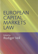 Cover of European Capital Markets Law